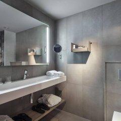 Отель Upper Diagonal Испания, Барселона - отзывы, цены и фото номеров - забронировать отель Upper Diagonal онлайн ванная