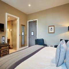 Отель Oddfellows on the Park комната для гостей