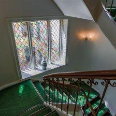 Отель Best Western Hotel Hebron Дания, Копенгаген - 2 отзыва об отеле, цены и фото номеров - забронировать отель Best Western Hotel Hebron онлайн балкон