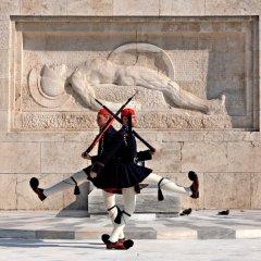 Отель Divani Palace Acropolis Афины спортивное сооружение