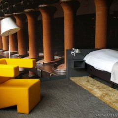 Hotel de Weverij комната для гостей