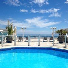 Отель JW Marriott Cannes Франция, Канны - 2 отзыва об отеле, цены и фото номеров - забронировать отель JW Marriott Cannes онлайн бассейн фото 2