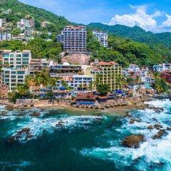 Отель Playa Conchas Chinas Пуэрто-Вальярта бассейн фото 3