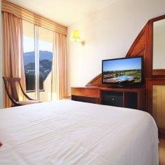 Отель Don Ángel Испания, Санта-Сусанна - 1 отзыв об отеле, цены и фото номеров - забронировать отель Don Ángel онлайн комната для гостей фото 5
