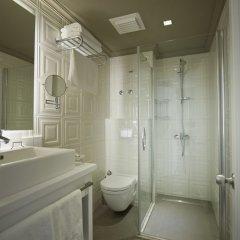 Samira Exclusive Hotel & Apartments Турция, Калкан - отзывы, цены и фото номеров - забронировать отель Samira Exclusive Hotel & Apartments онлайн ванная фото 2