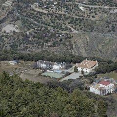 Отель Complejo Rural Huerta Nevada пляж