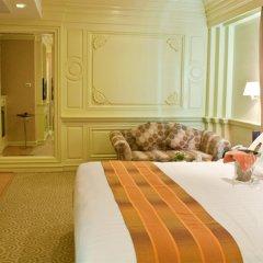 Отель Kingston Suites Bangkok сауна