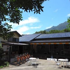 Отель Yakushima South Village Якусима питание