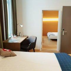 Hotel Bären am Bundesplatz сейф в номере