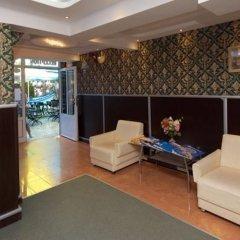 Отель Elvira Hotel Болгария, Равда - отзывы, цены и фото номеров - забронировать отель Elvira Hotel онлайн интерьер отеля фото 3