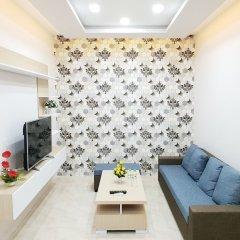 Апартаменты Peony Apartment Нячанг комната для гостей фото 4
