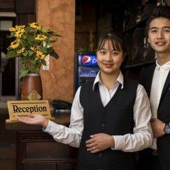 Отель Ladybird Sapa Hotel Вьетнам, Шапа - отзывы, цены и фото номеров - забронировать отель Ladybird Sapa Hotel онлайн интерьер отеля фото 2