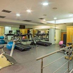 Отель Airotel Stratos Vassilikos Афины фитнесс-зал