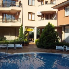 Отель Efir Holiday Village Болгария, Солнечный берег - отзывы, цены и фото номеров - забронировать отель Efir Holiday Village онлайн с домашними животными