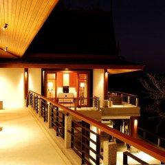 Отель Anayara Luxury Retreat Panwa Resort Таиланд, пляж Панва - отзывы, цены и фото номеров - забронировать отель Anayara Luxury Retreat Panwa Resort онлайн балкон