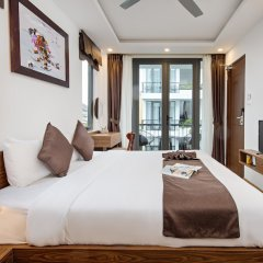 Отель KA Villa Hoi An комната для гостей фото 5