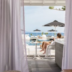 Отель Mediterranean Beach Palace Hotel Греция, Остров Санторини - отзывы, цены и фото номеров - забронировать отель Mediterranean Beach Palace Hotel онлайн спа