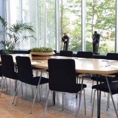Отель Sunderby Folkhögskola Hotell & Konferens питание
