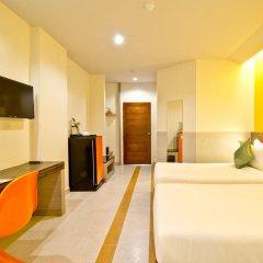 Grand Bella Hotel комната для гостей фото 3