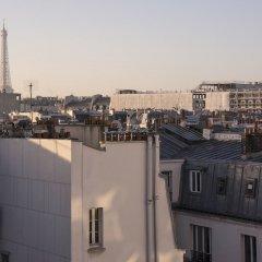 Отель Le Meridien Etoile Париж балкон