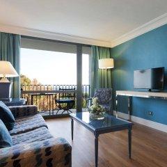 Отель Los Monteros Spa & Golf Resort комната для гостей фото 2