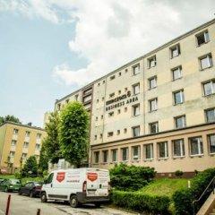 Отель Ondraszka парковка