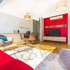 Апартаменты Abieshomes Serviced Apartments - Downtown комната для гостей фото 5