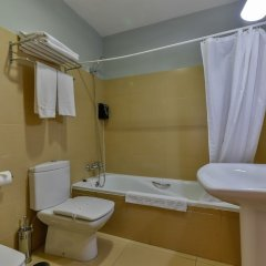 Santana Hotel Паласуэлос-де-Эресма ванная фото 2