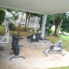 Апартаменты Lagoons Apartments фитнесс-зал фото 2
