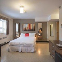 Отель Résidences Université Laval Канада, Квебек - отзывы, цены и фото номеров - забронировать отель Résidences Université Laval онлайн комната для гостей фото 4