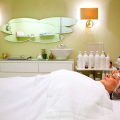 Wellness & Spa Hotel Ambiente сауна