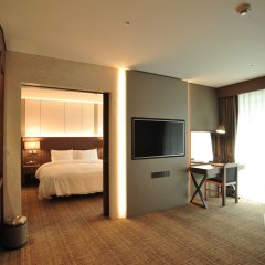 Отель Inter-Burgo Южная Корея, Тэгу - отзывы, цены и фото номеров - забронировать отель Inter-Burgo онлайн удобства в номере