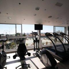 Pambos Napa Rocks Hotel - Adults Only фитнесс-зал фото 2
