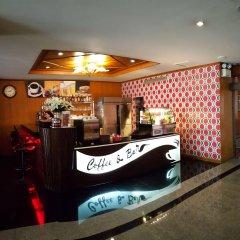 Отель Dynasty Inn Pattaya гостиничный бар