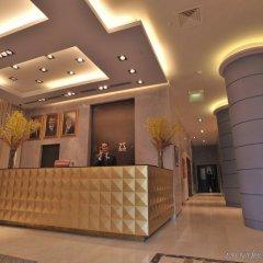 Отель IL-Palazzo Amman Hotel & Suites Иордания, Амман - отзывы, цены и фото номеров - забронировать отель IL-Palazzo Amman Hotel & Suites онлайн интерьер отеля фото 3