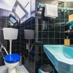 Апартаменты Super Paradise Apartments ванная фото 2