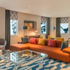 Отель Aloft Al Ain ОАЭ, Эль-Айн - отзывы, цены и фото номеров - забронировать отель Aloft Al Ain онлайн комната для гостей фото 3