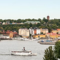 Отель Ersta Konferens & Hotell Стокгольм пляж