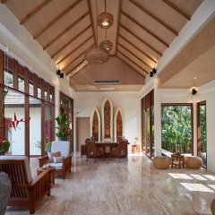 Отель Bandara Resort & Spa Таиланд, Самуи - 2 отзыва об отеле, цены и фото номеров - забронировать отель Bandara Resort & Spa онлайн интерьер отеля фото 2