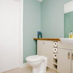 Отель Modern 2 Bedroom Flat In Greenwich ванная