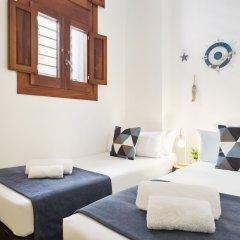 Отель Uma Suites Barceloneta Beach Испания, Барселона - отзывы, цены и фото номеров - забронировать отель Uma Suites Barceloneta Beach онлайн комната для гостей фото 3