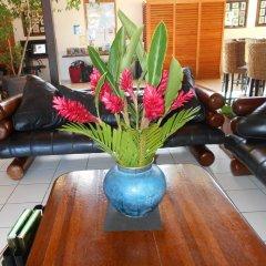 Отель Bedarra Beach Inn Фиджи, Вити-Леву - отзывы, цены и фото номеров - забронировать отель Bedarra Beach Inn онлайн интерьер отеля фото 2