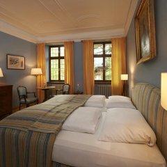 Отель Schloss Englar Аппиано-сулла-Страда-дель-Вино комната для гостей фото 2