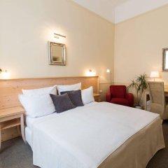 Отель Unitas Hotel Чехия, Прага - 9 отзывов об отеле, цены и фото номеров - забронировать отель Unitas Hotel онлайн комната для гостей
