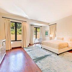 Отель Villa Gracie США, Лос-Анджелес - отзывы, цены и фото номеров - забронировать отель Villa Gracie онлайн комната для гостей фото 2
