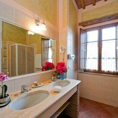 Отель Villa Di Nottola ванная фото 2