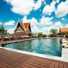 Отель D&D Inn Таиланд, Бангкок - 4 отзыва об отеле, цены и фото номеров - забронировать отель D&D Inn онлайн бассейн фото 2