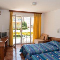 Отель Sun City Hotel Болгария, Солнечный берег - отзывы, цены и фото номеров - забронировать отель Sun City Hotel онлайн комната для гостей фото 2