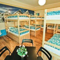 Poco Loco Hostel Познань комната для гостей фото 3