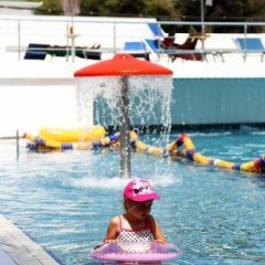 Отель Perandor Beach Дуррес детские мероприятия
